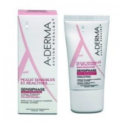 SENSIPHASE CREMA ANTIRROJECES ADERMA DUCRAY 40 ML