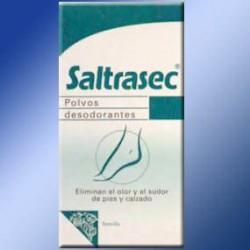 SALTRASEC POLVOS DESODORANTES 50 G.