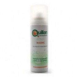 DESODORANTE QUILIAN SPRAY ANTISUDORAL 125 ML VIÑ