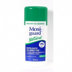 SPRAY MOSI GUARD NATURAL 75 ML REPELENTE ISECTOS