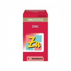 ARKOCAPSULAS ZINC 50 CAPS