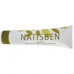 NATISBEN GEL MASAJE 100 ML GEL FRIO PIERNAS TONI