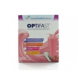 OPTIFAST FRESA BATIDO 9 SOBRES (MODIFAST)