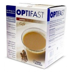 OPTIFAST CAFE BATIDO 9 SOBRES (MODIFAST)