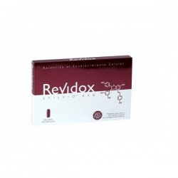 REVIDOX STILVID 30 CAPS ANTIEDAD ACTAFARMA