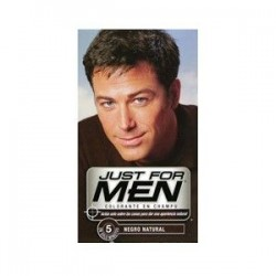 JUST FOR MEN NEGRO 30 ML P404
