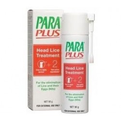 PARAPLUS ANTIPARASITARIO 135 ML SPRAY PIOJOS Y L