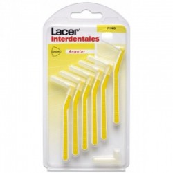 CEPILLO LACER INTERDENTAL FINO ANGULAR 6