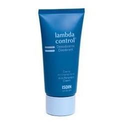 ISDIN LAMBDA DESODORANTE CONTROL EN CREMA - 50 ML.