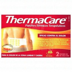 THERMACARE LUMBAR 4 UNIDADES