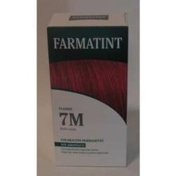 FARMATINT C/RUBIO CAOBA 7M 130 ML TINTE