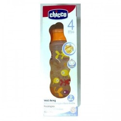 BIBERON CHICCO PLASTICO Y CAUCHO 330 ML