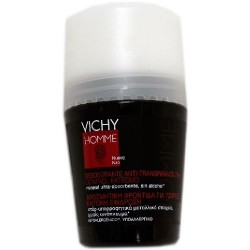 DESODORANTE ROLL ON VICHY HOMME - 50 ML