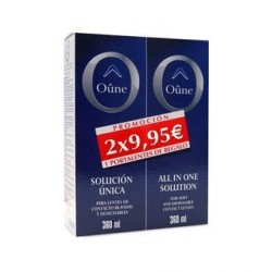 OUNE SOLUCION UNICA PACK 2 X 360 M