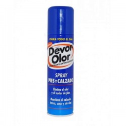 DEVOR OLOR SPRAY 150 ML DESOD PIES Y CALZADO P22