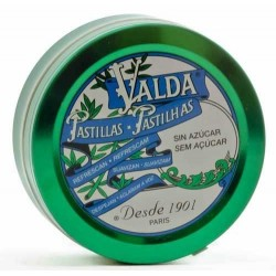 CARAMELOS VALDA MENTA 50 PAST S/AZ GLAXO