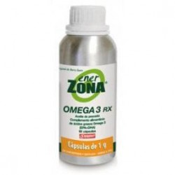 ENERZONA OMEGA 3RX ACEITE DE PESCADO 33,3 ML 3 F