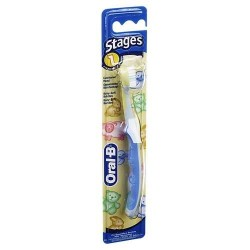 CEPILLO DENTAL ORAL-B STAGES 1 (4-24 MESES)