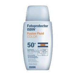 ISDIN FOTOPROTECTOR SPF50 CON COLOR FUSION FLUID - 50 ML