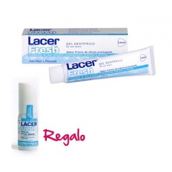 LACERFRESH GEL DENTIFRICO 125 ML
