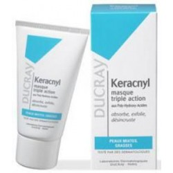 KERACNYL MASCARILLA FACIAL DUCRAY 40 ML TRIPLE A
