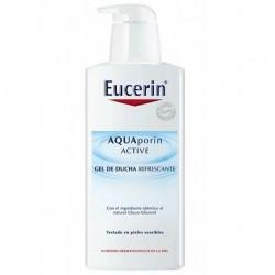 EUCERIN AQUAPORIN ACTIVE GEL DE DUCHA REFRESCANT 400 ML