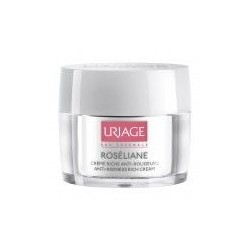 ROSELIANE CREMA RICA ANTI ROUGEURS P/SBLE 40 ML URIAGE