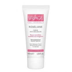 ROSELIANE CREMA ANTI ROUGEURS P/SBLE 40 ML URIAGE