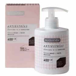SUAVINEX ANTIESTRIAS - 400 ML