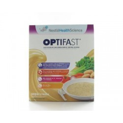 OPTIFAST SOPA VERDURAS 54G 1X9 SOBRES (MODIFAST)