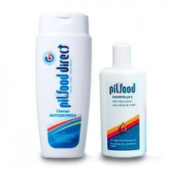 PILFOOD CHAMPU ANTISEBORREICO 200 ML