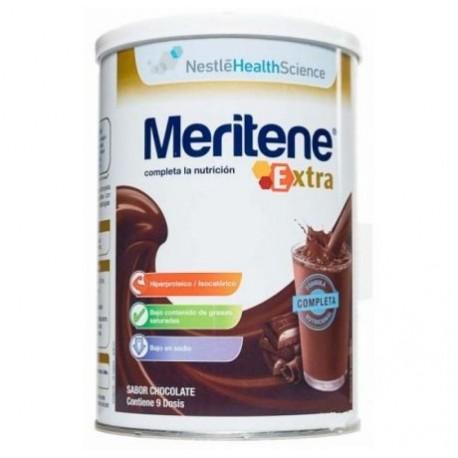 MERITENE EXTRA CHOCOLATE 450 GRAMOS