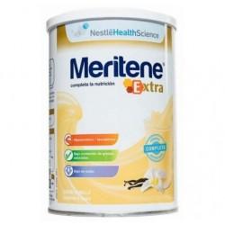 MERITENE EXTRA VAINILLA 450 GRAMOS