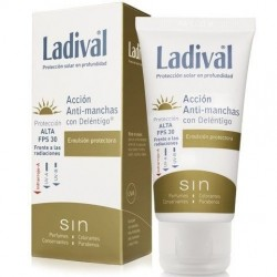 LADIVAL ANTIMANCHAS COLOR FPS30 50ML