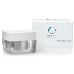 Atashi crema corporal exfoliante y alisadora - 150 ML