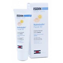 Nutraisdin hidratante para piel clara y sensible SPF30