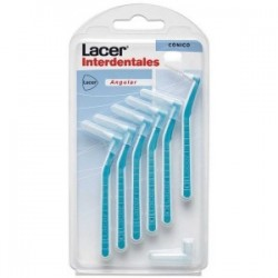 CEPILLO LACER INTERDENTAL CONICO ANGULAR