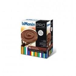 BIMANAN PRO CREMA CHOCOLATE 6UD X 45 GR