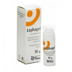 LEPHAGEL GEL 30 GRAMOS
