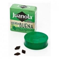 JUANOLA PASTILLAS HIERBABUENA 5,4 GRAMOS