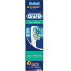 RECAMBIO CEPILLO ELECTRICO ORAL-B DUAL CLEAN