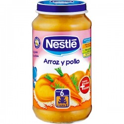 NESTLE POLLO ARROZ 250 G