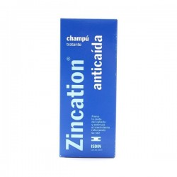ZINCATION CHAMPÚ ANTICAIDA - 200 ML