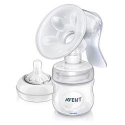 AVENT EXTRACTOR MANUAL COMFORT
