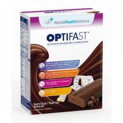 OPTIFAST CHOCOLATE 70 GR 6 BARRITAS