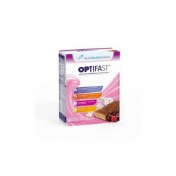 OPTIFAST FRUTAS BOSQUE 60G 1X6 BARRITAS