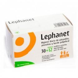 LEPHANET 30 SOBRES TOALLITAS LIMP