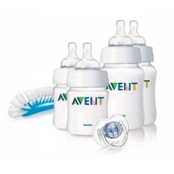 AVENT SET LACTANCIA NATURAL RECIEN NACID