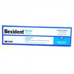 BEXIDENT ENCIAS PASTA DENTAL TRICLOSAN - 125 ML