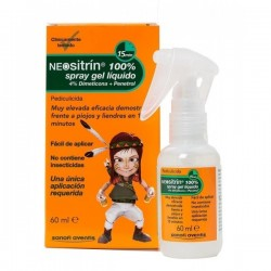 NEOSITRIN 100% GEL LIQUIDO SPRAY 60 ML